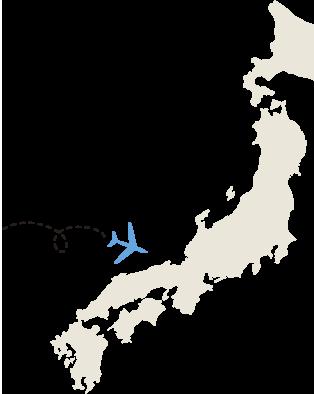 HELIOの製品を取り扱う決心をかため日本へ